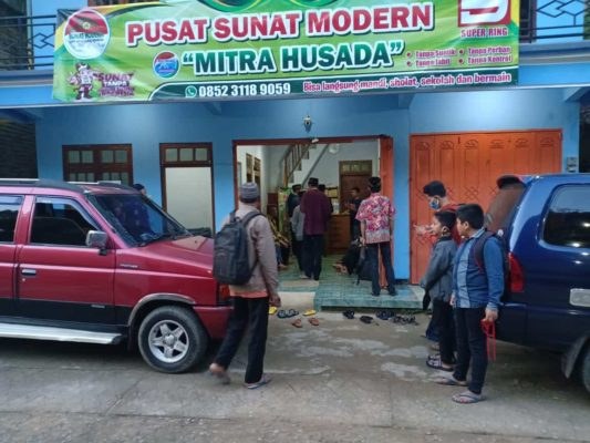 Lokasi Klinik Sunat Khitan Ponorogo Mitra Husada